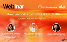How seafood can improve brain health?
