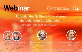 Potential Health Effects from Marine Ingredients on Gut Microbiota